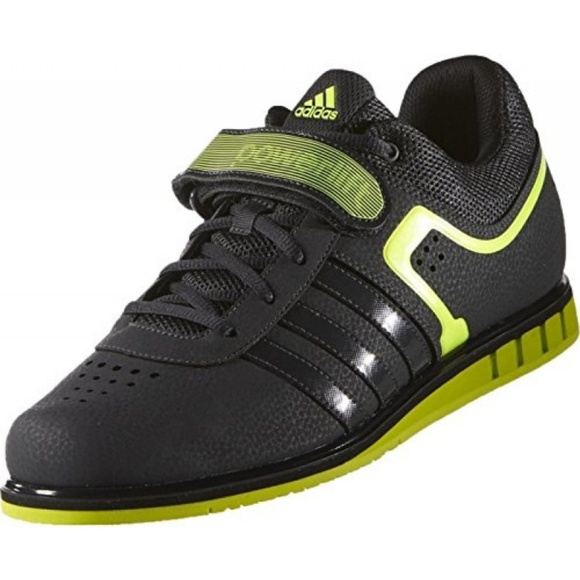 Adidas Powerlift 2.0 Weightlfiting Shoes, size 8.